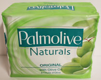 4Pk Palmolive Olive Oil Soap 100Gm
