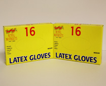 Latex 16 Gloves Range